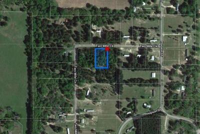 Athens, Kemp Residential Lots & Land For Sale: Lt 83 Two Mile Circle
