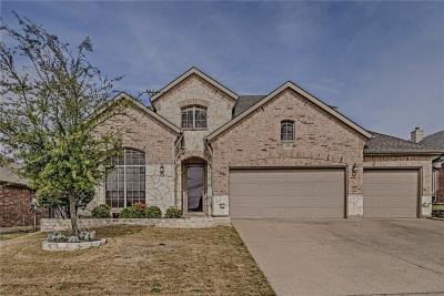 Forney Single Family Home Active Option Contract: 111 Cassandra Drive