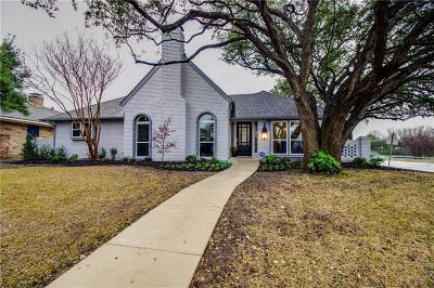 Single Family Home Active Option Contract: 7104 Echo Bluff Drive