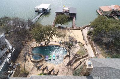 May, Lake Brownwood, Brownwood Single Family Home For Sale: 554 Oak Point Drive