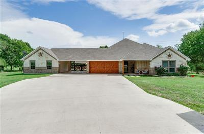 Weatherford Single Family Home For Sale: 172 Smokey Terrace Lane
