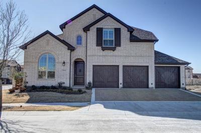 Lewisville Single Family Home For Sale: 5124 Engleswood Trail