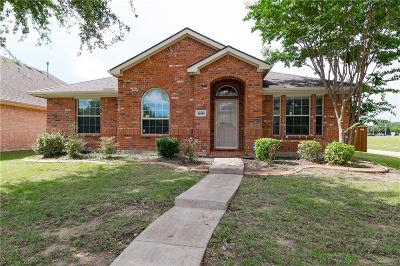 Allen Single Family Home For Sale: 1604 Salvia Springs Drive