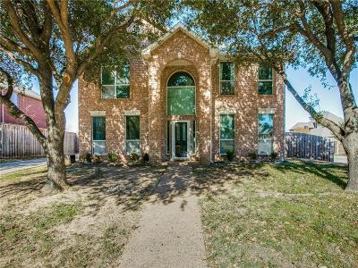 North Richland Hills Single Family Home Active Option Contract: 7625 Acorn Drive