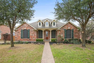 Carrollton Single Family Home For Sale: 1428 Flowers Drive
