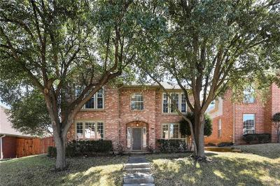 Carrollton Single Family Home Active Contingent: 2112 Stonegate Drive