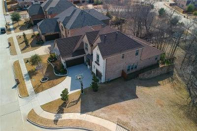 Allen Single Family Home Active Contingent: 1605 Wesley Drive