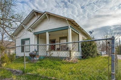 Sherman Multi Family Home For Sale: 605 S Rusk Street