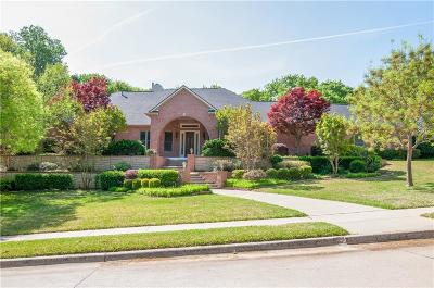 Tarrant County Single Family Home For Sale: 2510 Brookforest Drive