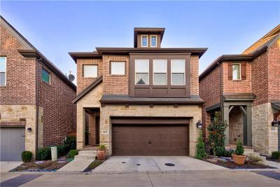 Dallas County Single Family Home For Sale: 8629 Thorbrush Place