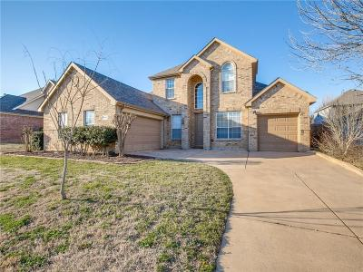 Mansfield Single Family Home Active Option Contract: 1009 Tanglewood Drive