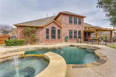 Fort Worth Single Family Home Active Option Contract: 12325 Shale Drive