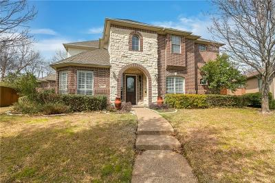 Irving Single Family Home For Sale: 2342 Clearspring Drive N