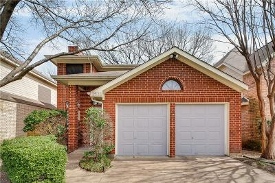 Grapevine Single Family Home Active Contingent: 2533 Bear Haven Drive