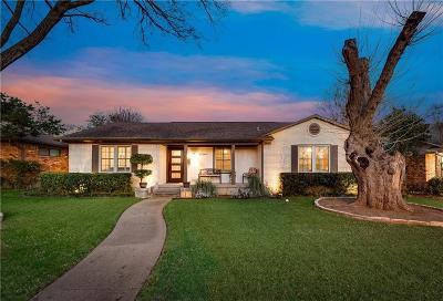 Single Family Home Active Option Contract: 12106 Brookmeadow Lane