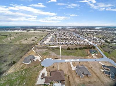 Denton County Residential Lots & Land For Sale: 24r Waters Edge Court
