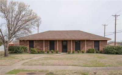 Rowlett Single Family Home Active Contingent: 2702 Baylor Drive