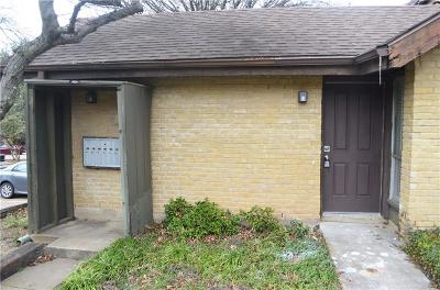 Condo For Sale: 4630 Country Creek Drive #1214