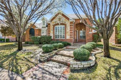 Carrollton Single Family Home For Sale: 1613 Crosson Drive