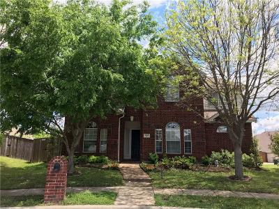 Garland Single Family Home For Sale: 1814 Annmarie Court