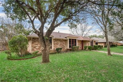Lancaster Single Family Home Active Contingent: 516 Martindale Drive