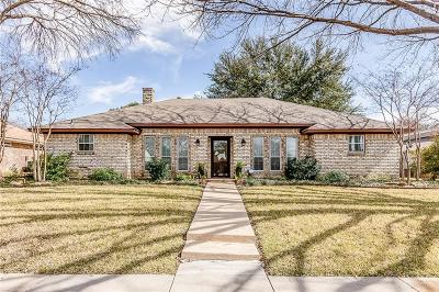 Richardson Single Family Home For Sale: 1506 Versailles Drive