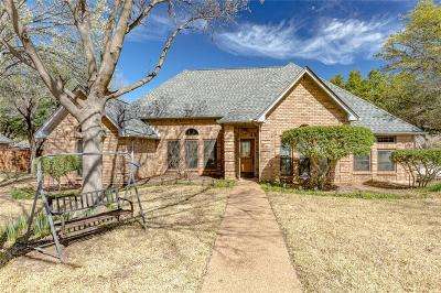 Trophy Club TX Single Family Home For Sale: $350,000