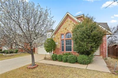 Euless Single Family Home Active Option Contract: 205 Edinborough Drive