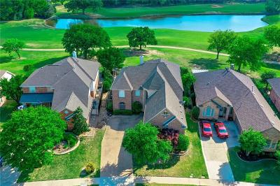 Keller Single Family Home For Sale: 2214 Watercrest Drive