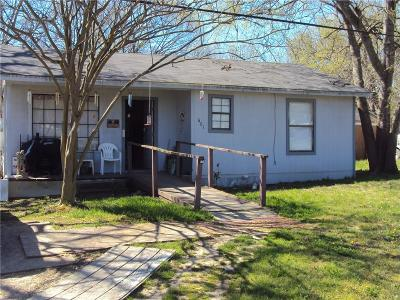 Grand Saline TX Single Family Home For Sale: $25,000