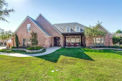 Denton Single Family Home Active Option Contract: 1705 Wickwood Court