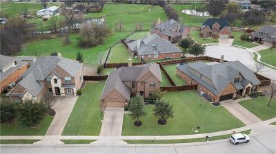 Argyle Single Family Home Active Option Contract: 113 Timber Creek Court