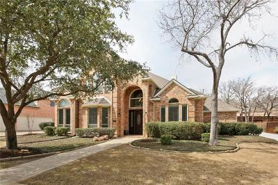 Highland Village Single Family Home Active Option Contract: 3045 Woodhollow Drive