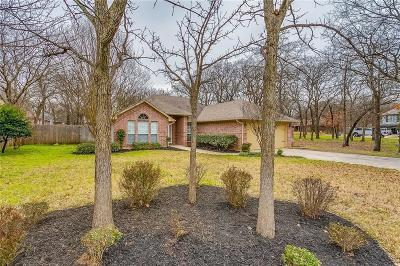 Azle Single Family Home Active Option Contract: 416 Meadowcrest Drive