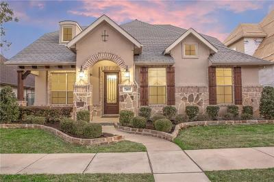 McKinney Single Family Home For Sale: 7605 Delaware Drive