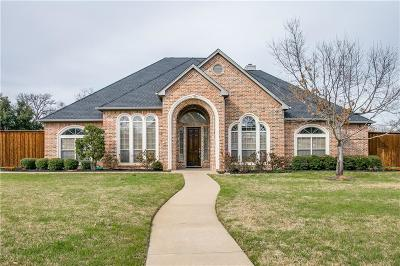 Kennedale Single Family Home Active Option Contract: 913 Shady Creek Drive