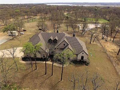 Flower Mound Single Family Home For Sale: 8325 Cross Timbers Road