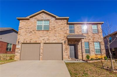 Denton Single Family Home For Sale: 3417 Oceanview Drive