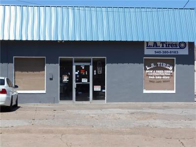 Denton Commercial For Sale: 315 N Locust Street