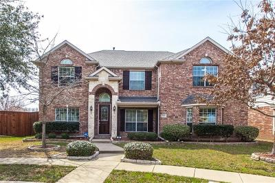 Allen Single Family Home For Sale: 1826 Peach Tree Court