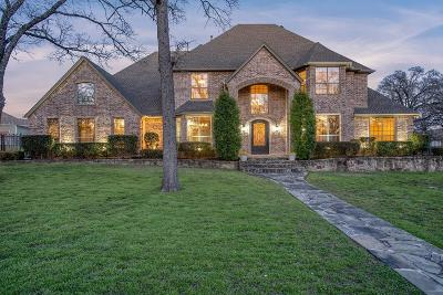 Colleyville Single Family Home For Sale: 5101 Oak Timbers Court