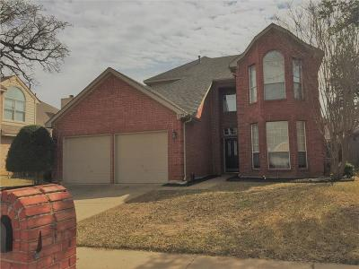 Flower Mound Single Family Home Active Option Contract: 2239 Grandview Drive