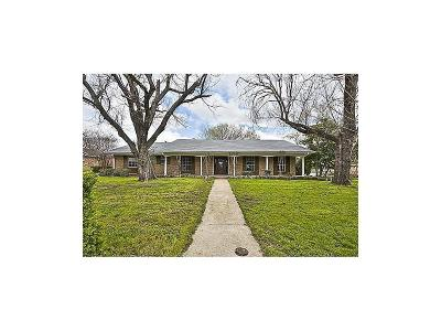 Farmers Branch  Residential Lease For Lease: 14406 Tanglewood Drive