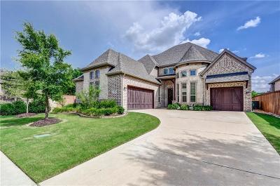 Allen Single Family Home For Sale: 1624 Whirlaway Court
