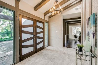 Dallas County Single Family Home Active Option Contract: 5731 McShann Road