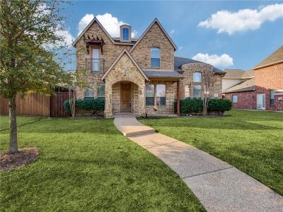 Frisco Single Family Home For Sale: 651 Seymour Drive