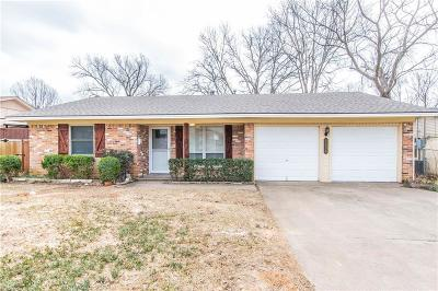 Dallas County Single Family Home For Sale: 8556 Westfield Drive