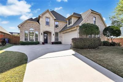 Keller Single Family Home Active Option Contract: 1417 Ashmore Court