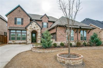 Allen Single Family Home For Sale: 1412 Field Drive