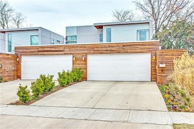 Dallas Single Family Home For Sale: 4215 Roseland Avenue